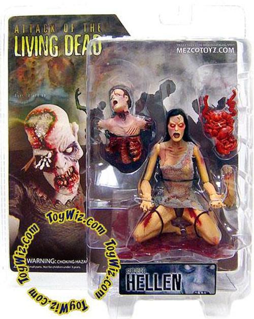 Attack of the Living Dead Afterlife Hellen Action Figure [Light Skin]