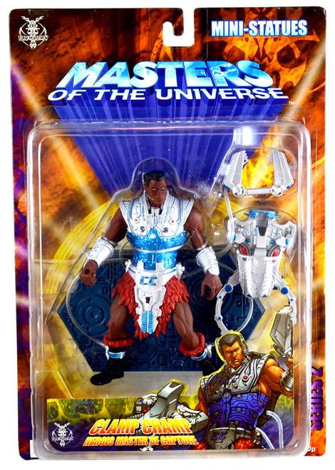 NECA Masters of the Universe Series 2 Clamp Champ Mini Statue