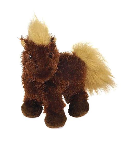 Webkinz Lil' Kinz Horse Plush