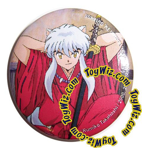 Accessories Inuyasha Button #1