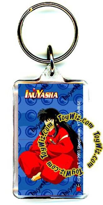 Accessories Lucite Human Inuyasha Keychain