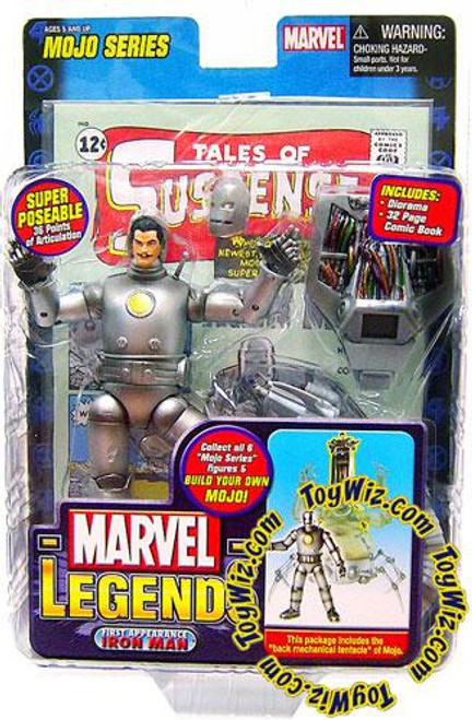 Marvel Legends Series 14 Mojo 1st Appearance Iron Man Action Figure