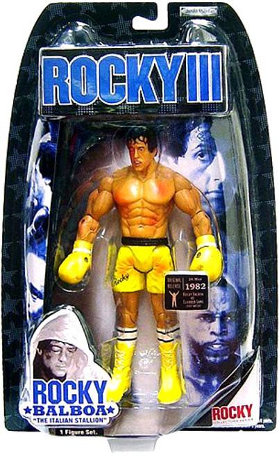 Rocky III Series 3 Rocky Action Figure [Battle Damaged]