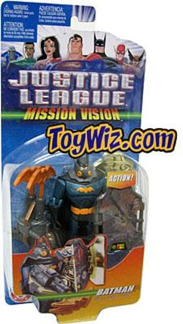 Justice League Mission Vision Batman Action Figure
