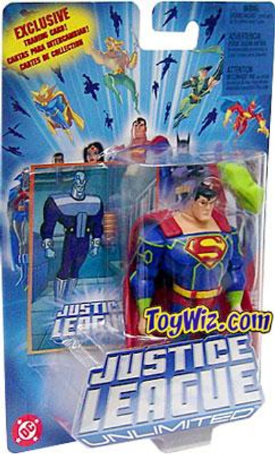 Justice League Unlimited Superman Action Figure