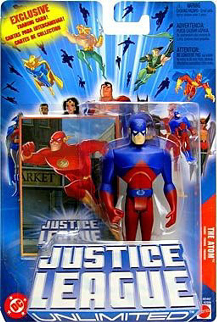 Justice League Unlimited The Atom Action Figure