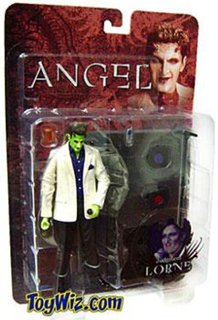 Angel Series 3 Lorne Action Figure [Judgment]