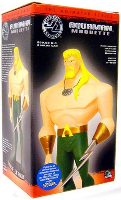Justice League Animated Aquaman Maquette