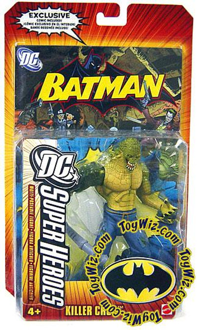 Batman DC Super Heroes Killer Croc Action Figure