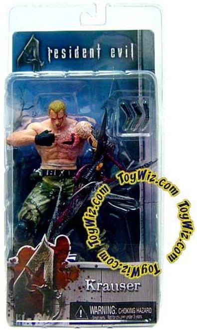 NECA Resident Evil 4 Series 2 Krauser Action Figure