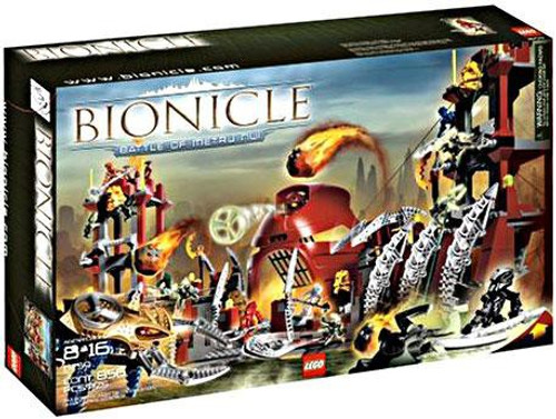 LEGO Bionicle Battle of Metru Nui Set #8759