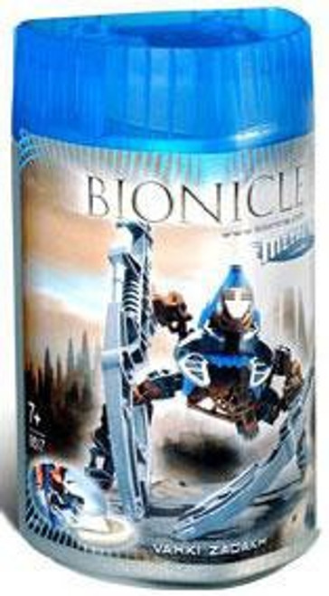 LEGO Bionicle Metru Nui Zadakh Set #8617