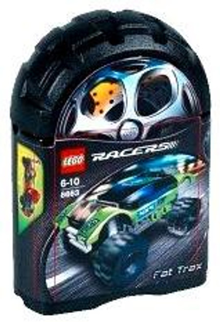 LEGO Racers Tiny Turbos Fat Trax Set #8663