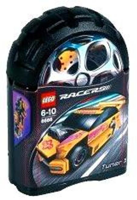 LEGO Racers Tiny Turbos Tuner X Set #8666