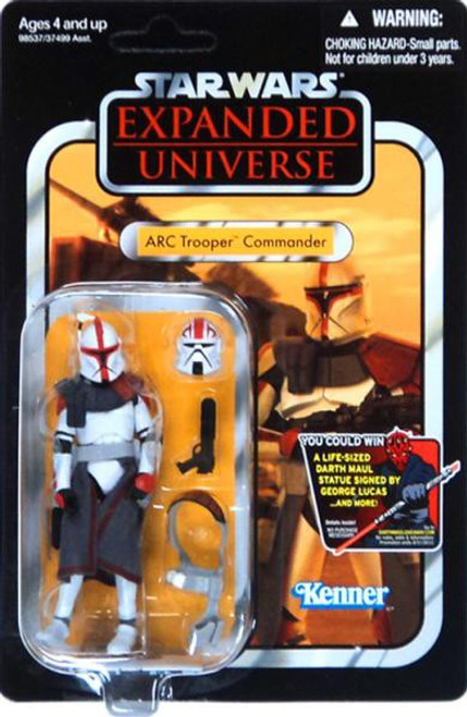 Star Wars Expanded Universe Vintage Collection 2012 ARC Trooper Commander Action Figure #54