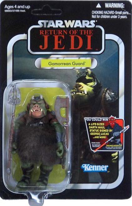 Star Wars Return of the Jedi Vintage Collection 2012 Gamorrean Guard Action Figure #21