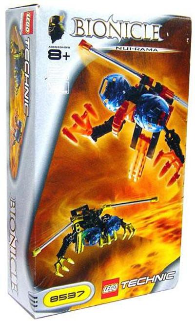 LEGO Bionicle Nui-Rama Set #8537