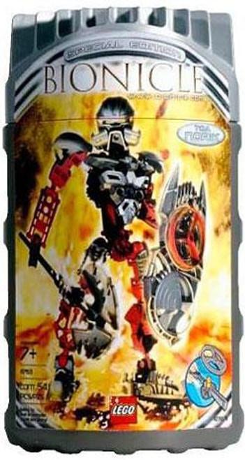 LEGO Bionicle Visorak Toa Norik Set #8763