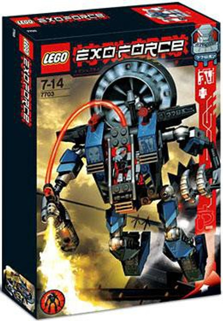 LEGO Exo Force Fire Vulture Set #7703