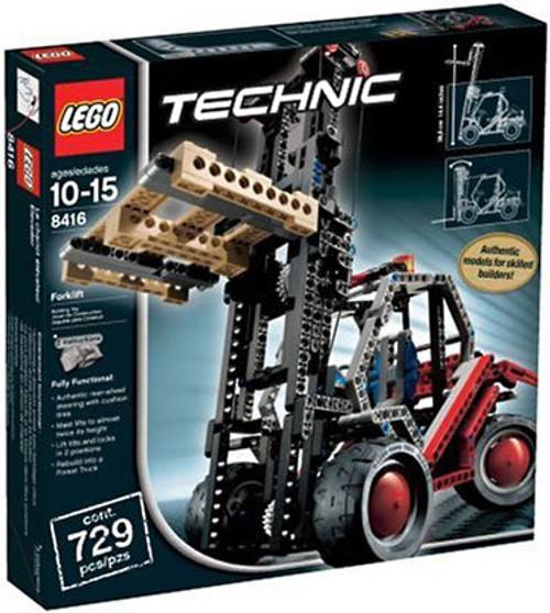 LEGO Technic Forklift Set #8416
