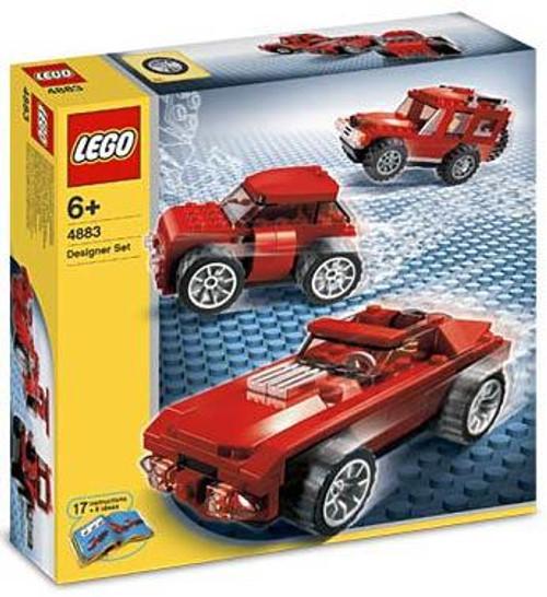 LEGO Gear Grinders Set #4883