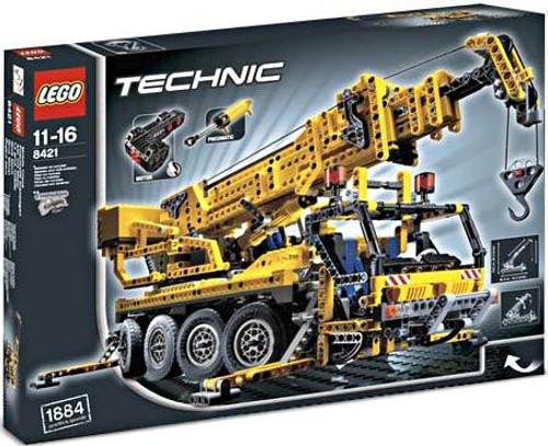 LEGO Technic Mobile Crane Set #8421