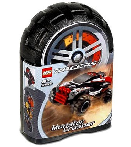 LEGO Racers Tiny Turbos Monster Crusher Set #8642