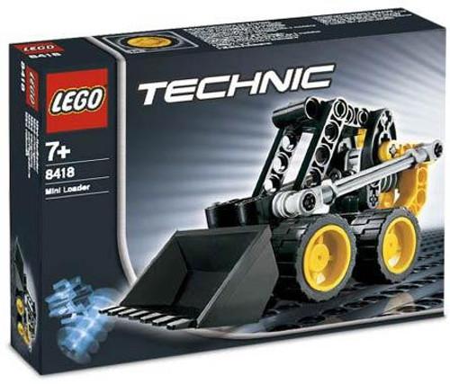 LEGO Technic Mini Loader Set #8418