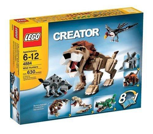 LEGO Creator Wild Hunters Set #4884
