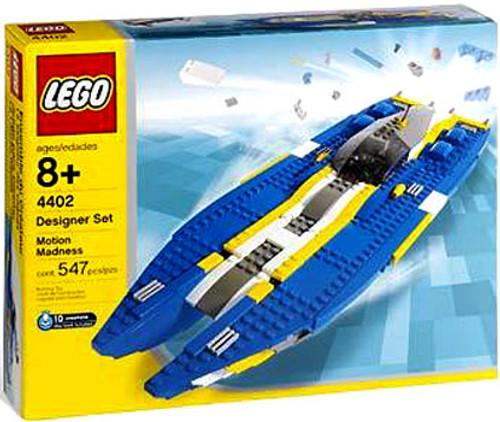 LEGO Sea Riders Set #4402