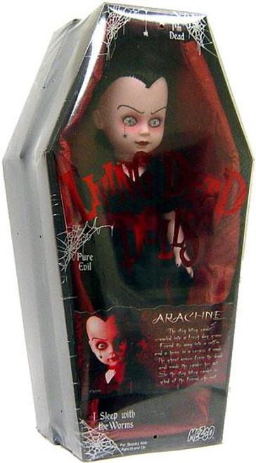 Living Dead Dolls Series 10 Arachne Doll