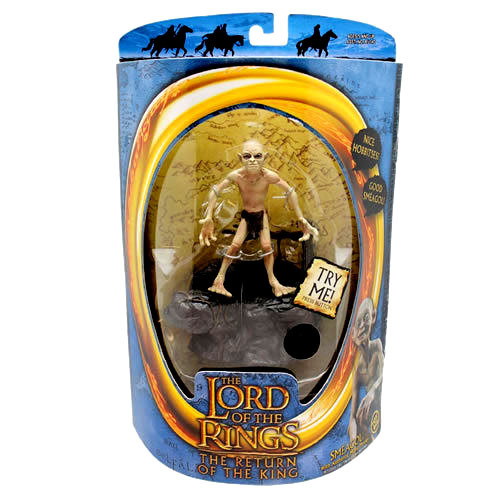 The Lord of the Rings The Return of the King Smeagol Action Figure