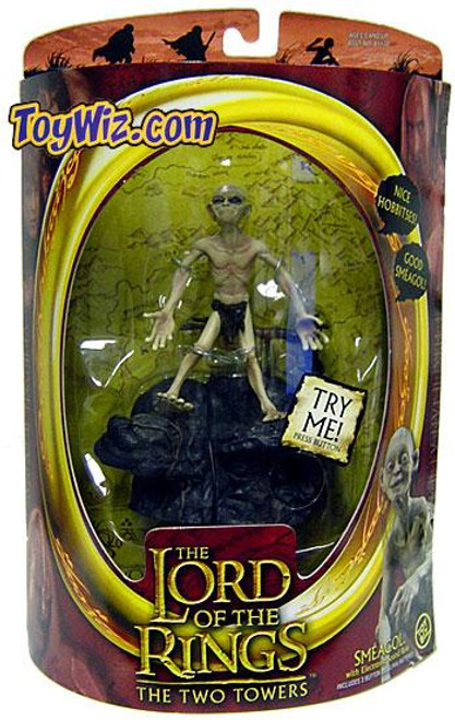 The Lord of the Rings The Two Towers Smeagol Action Figure