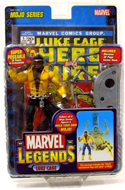 Marvel Legends Series 14 Mojo Luke Cage Action Figure