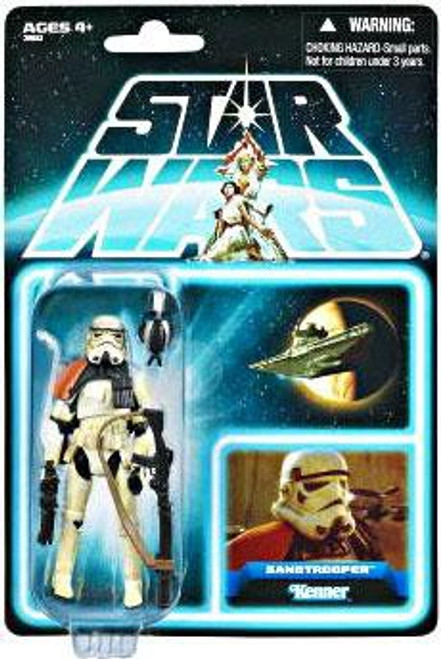 Star Wars A New Hope Vintage Collection 2012 35th Anniversary Sandtrooper Action Figure #04