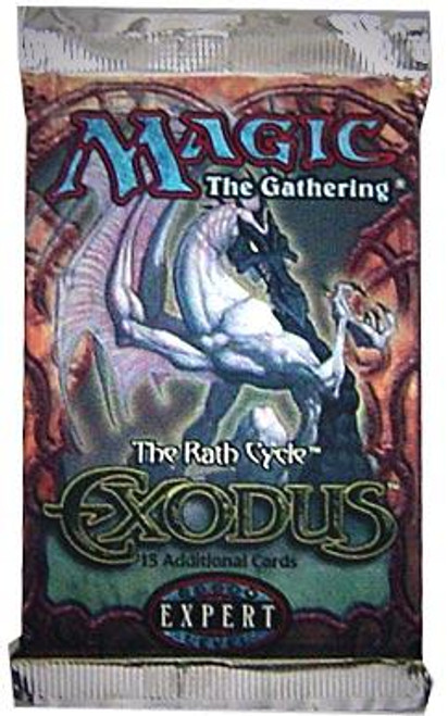 MtG Exodus Booster Pack