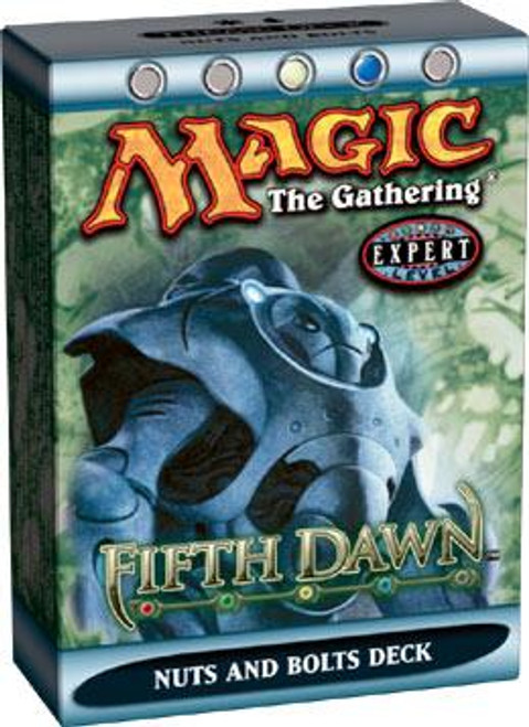 MtG Fifth Dawn Nuts and Bolts Theme Deck [Sealed Deck]