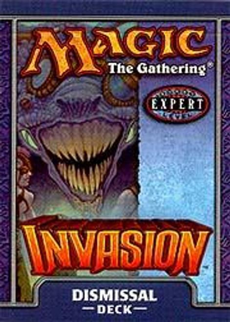 MtG Invasion Dismissal Theme Deck [Sealed Deck]