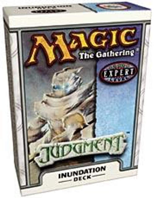 MtG Judgment Inundation Theme Deck [Sealed Deck]