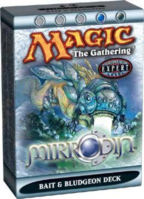 MtG Mirrodin Bait & Bludgeon Theme Deck [Sealed Deck]