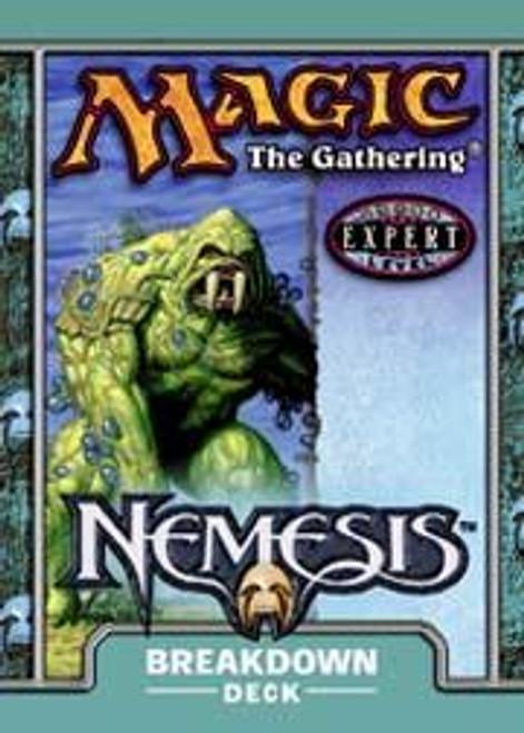 MtG Nemesis Breakdown Theme Deck [Sealed Deck]