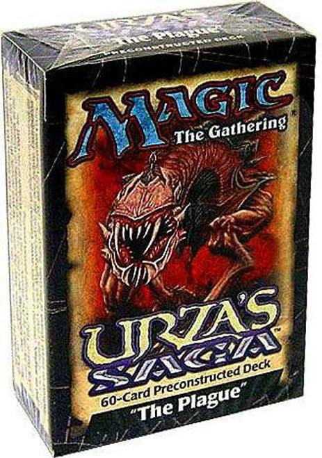 MtG Urza's Saga The Plague Theme Deck [Sealed Deck]