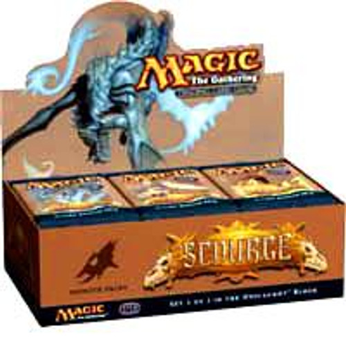 MtG Scourge Booster Box [Sealed]
