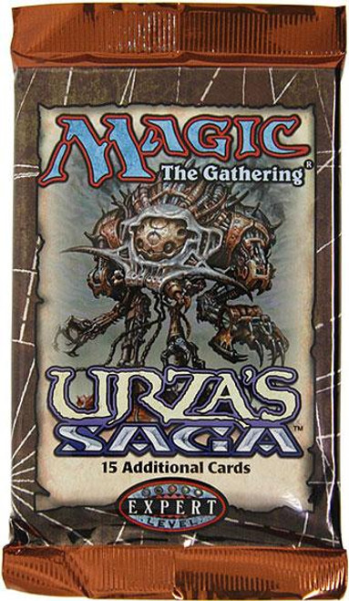 MtG Urza's Saga Booster Pack [Sealed]