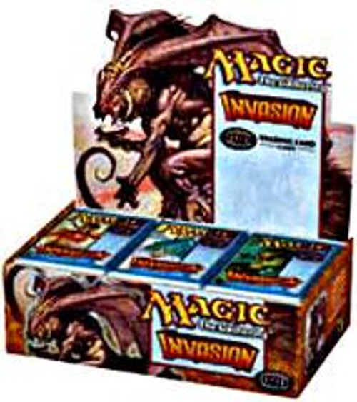 MtG Invasion Booster Box [Sealed]