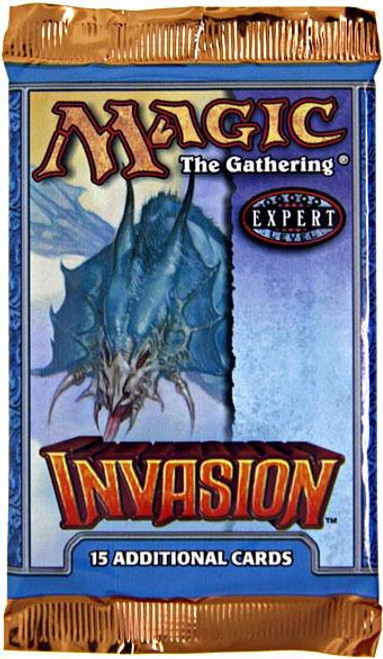 MtG Invasion Booster Pack