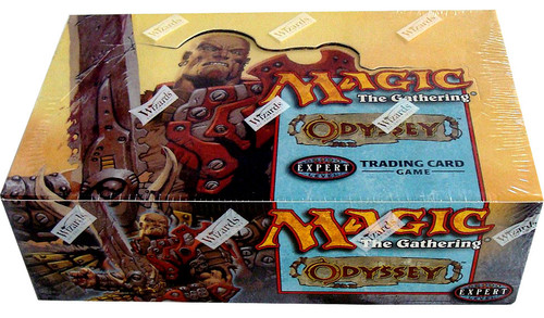 MtG Odyssey Booster Box [Sealed]