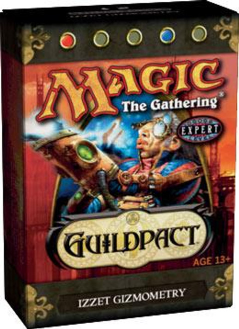 MtG Guildpact Izzet Gizmometry Theme Deck [Sealed Deck]