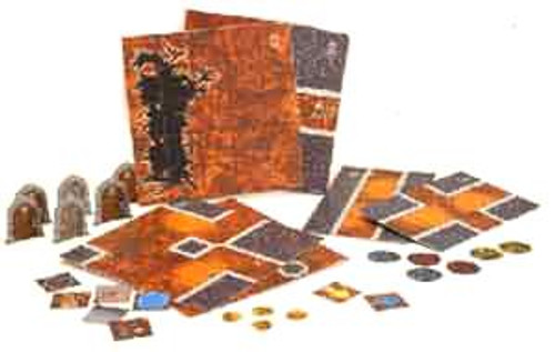 Mage Knight Dungeons Builder Kit Accessory Pack