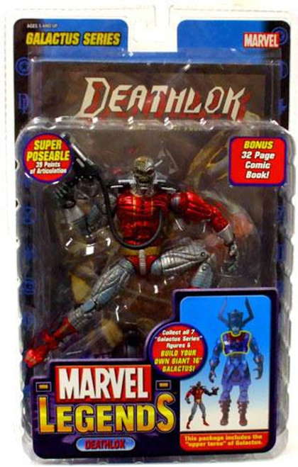 Marvel Legends Series 9 Galactus Deathlok Action Figure